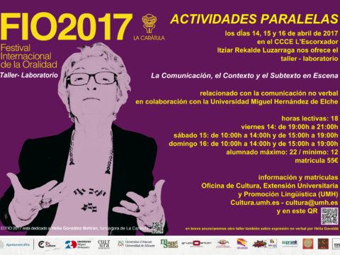 festival internacional d la oralidad