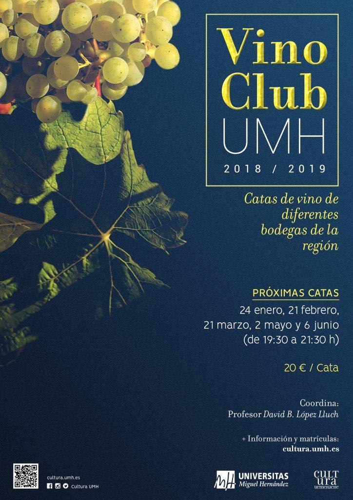 Vino club UMH