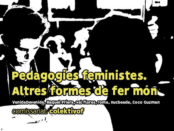 Pedagogias feministes