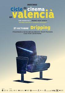 Cartel Cicle de Cinema en Valencià